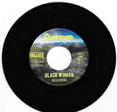 Jesse Royal - Black Woman / Bushman - Hungry Days (Overstand Entertainment) 7""